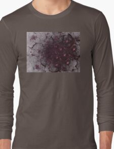 Mysterious and unusual texture with gentle mood-Gothic Long Sleeve T-Shirt