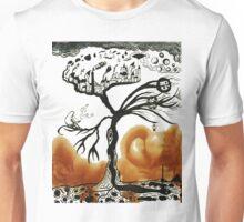 dying tree of life Unisex T-Shirt