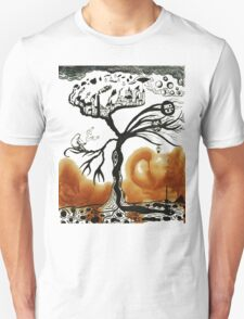 dying tree of life T-Shirt
