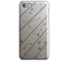 Wood Plank iPhone Case/Skin