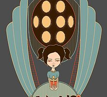 Bioshock little sister cool design by Biocool