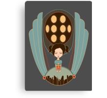 Bioshock little sister cool design Canvas Print