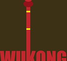 Wukong - League of Legends by Geeksetas