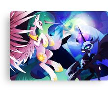 Nightmare Moon Canvas Print
