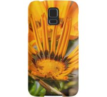 flower in the garden Samsung Galaxy Case/Skin