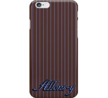 Tenth Doctor Suit Brown iPhone Case/Skin