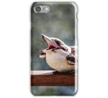 Feed Me! Springbrook Qld Australia iPhone Case/Skin