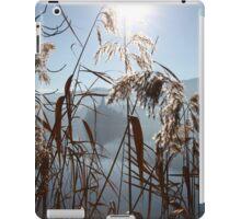 Misty Reeds iPad Case/Skin