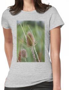 flower in summer Womens Fitted T-Shirt
