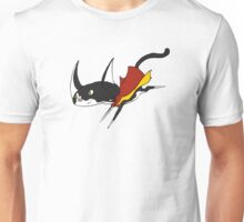Super Cat to save the Day! Unisex T-Shirt