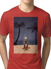 Late Night In KAUAI Tri-blend T-Shirt