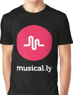 Musical.ly Graphic T-Shirt