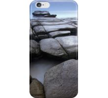 Craters of Soldiers iPhone Case/Skin