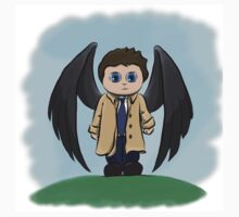 Castiel the Angel of the Lord T-Shirt