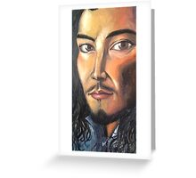 """""""He is…"""" Greeting Card"""