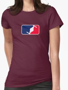 Major League Empire (Parody) Womens Fitted T-Shirt
