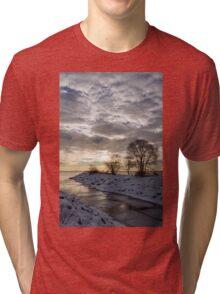 Broken Ice, Broken Clouds Tri-blend T-Shirt