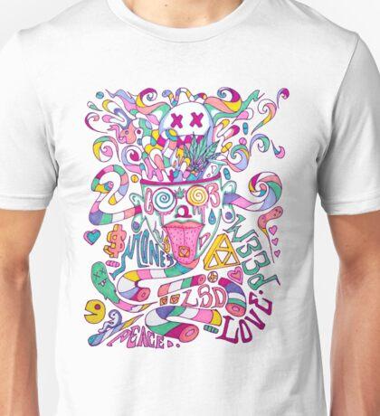 Pastel Drugs Unisex T-Shirt