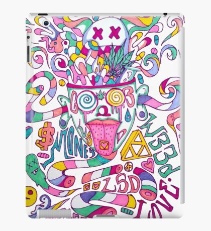 Pastel Drugs iPad Case/Skin