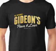 Gideon's Pawn & Loan Unisex T-Shirt