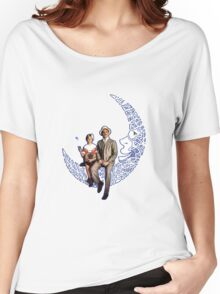 Paper Moon Women's Relaxed Fit T-Shirt