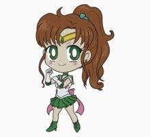 Sailor Jupiter by LovelyKouga