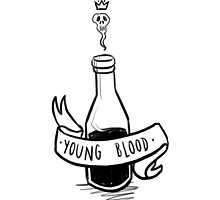 young blood by girlwiththetea