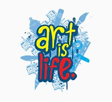 Art is Life Series - Graphic Unisex T-Shirt