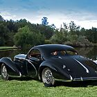 1938 Talbot-Lago T150 C Speciale Tear Drop Coupe I by DaveKoontz