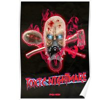 Toxic Nightmare Poster Poster