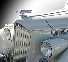 1940 Packard Super 8 160 Convertible Coupe by DaveKoontz