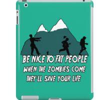 Funny Zombie iPad Case/Skin