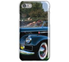 1941 Packard Darrin Model 180 I iPhone Case/Skin