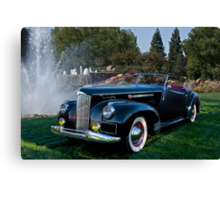 1941 Packard Darrin Model 180 I Canvas Print