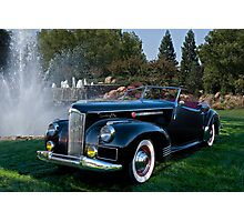 1941 Packard Darrin Model 180 I Photographic Print
