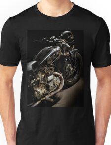Gilera VL conservata engine 2 Unisex T-Shirt