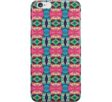 Colorful Pattern of Symmetry iPhone Case/Skin