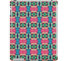Colorful Pattern of Symmetry iPad Case/Skin