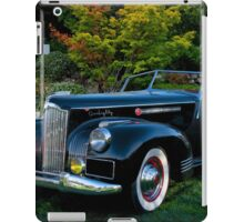 1941 Packard Darrin Model I80 II iPad Case/Skin