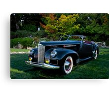 1941 Packard Darrin Model I80 II Canvas Print