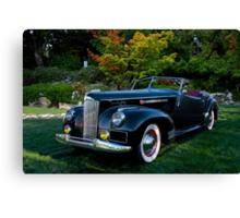 1941 Packard Darrin Model I80 II Canvas Print