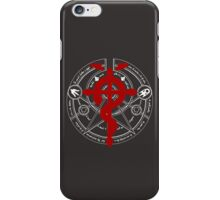 Alchemy Circle iPhone Case/Skin