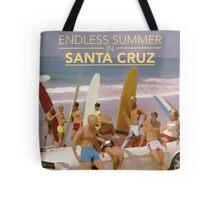 Endless Summer in Santa Cruz Tote Bag