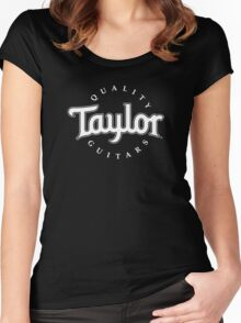 Taylor Guitar Women's Fitted Scoop T-Shirt