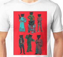 catsolo and crew Unisex T-Shirt