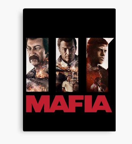 Mafia 3 Canvas Print