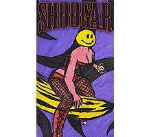 Shoogar - When The Going Gets Tough Photographic Print