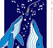 Ocean Sounds Sticker