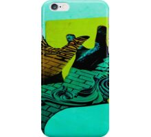 Dont bite the hand that feeds. iPhone Case/Skin