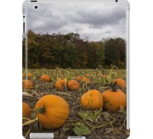 Getting Ready for Halloween iPad Case/Skin